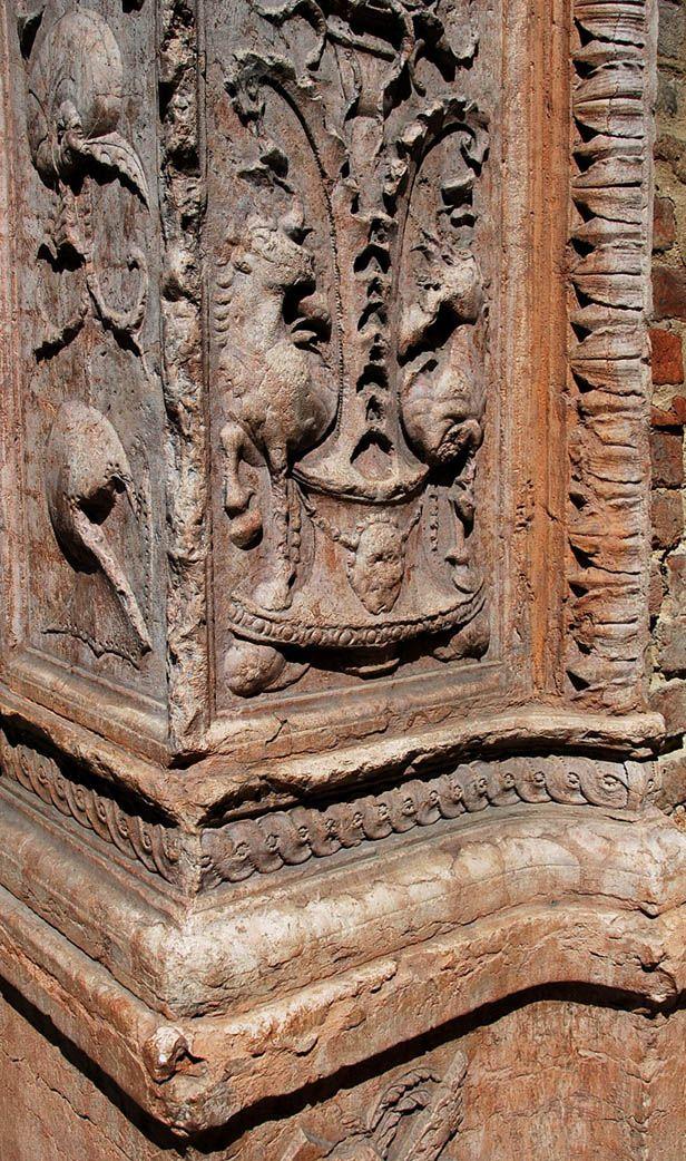Орнамент и стиль в ДПИ - Гротески из Виченцы, Италия