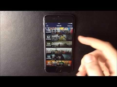 Analizamos en vídeo la mejor app para seguir tus series: iTV Shows 3 - http://www.actualidadiphone.com/2015/01/15/analizamos-en-video-la-mejor-app-para-seguir-tus-series-itv-shows-3/