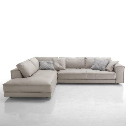 Die besten 25+ Grey leather corner sofa Ideen auf Pinterest Ikea - wohnzimmer einrichten grau lila