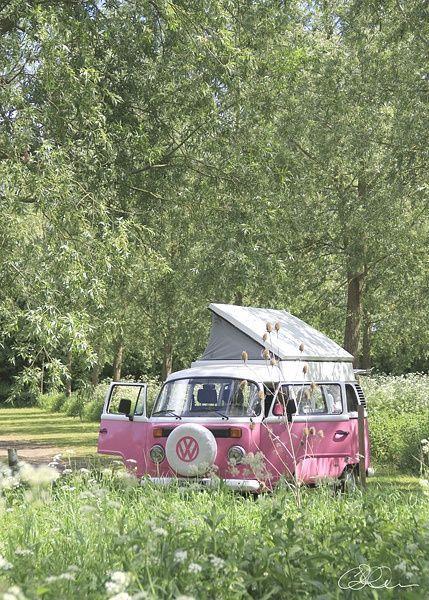 nostalgisch kamperen