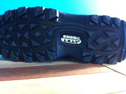 SWAT Tactical Black Boots Size 6 UniSex (sydney gumtree)