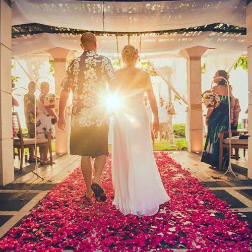 Foto gedung pernikahan oleh Ma Joly