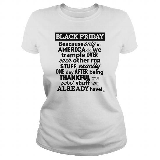 Black Friday Sale Funny After Thanksgiving Day Shopping T Shirt