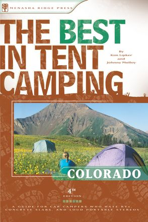 A Guide to Tent Camping in Colorado. <3