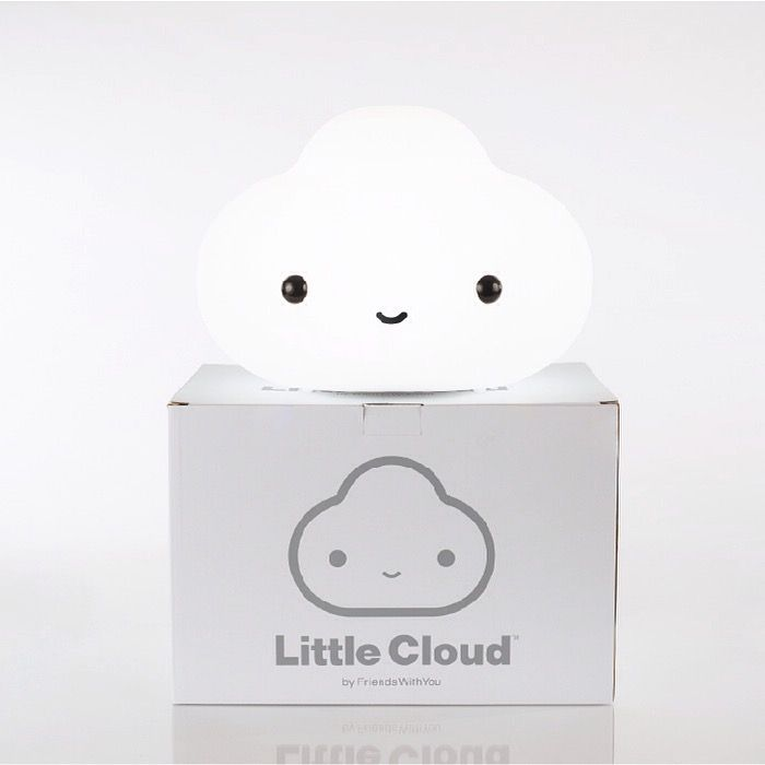 Nightlights for kids // Little cloud Limited Edition by Friends With You