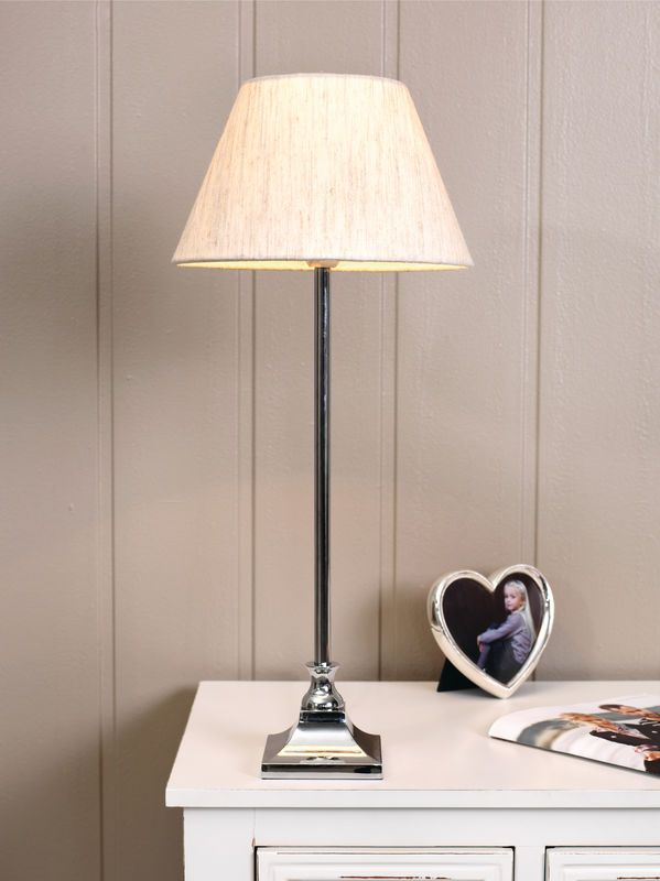 KVARTETT Bordlampe u/sk