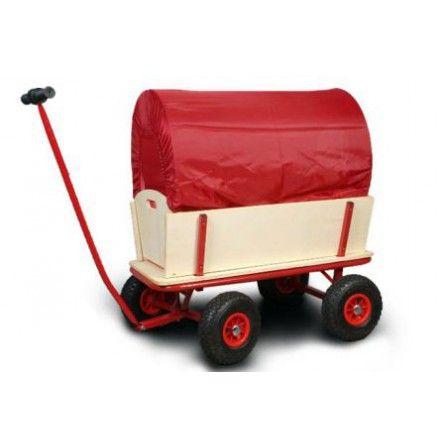 bollerwagen mit plane und kindersitz f r die lieben. Black Bedroom Furniture Sets. Home Design Ideas