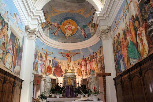 Chiesa Santa Maria degli Angeli Visinale #gozzi700