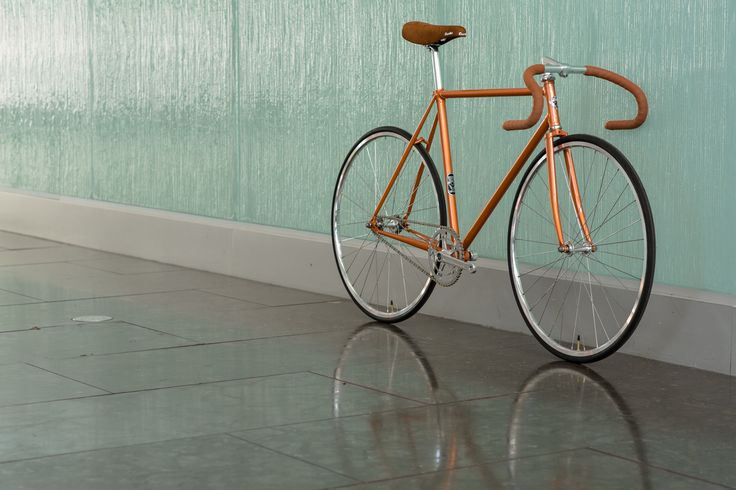 See the bike take on the California Coast in our Eroica Video here. The Copper Retro Reissue Series, a limited-run production, is beautifully outfitted across the board. Each bicycle boasts a signatur