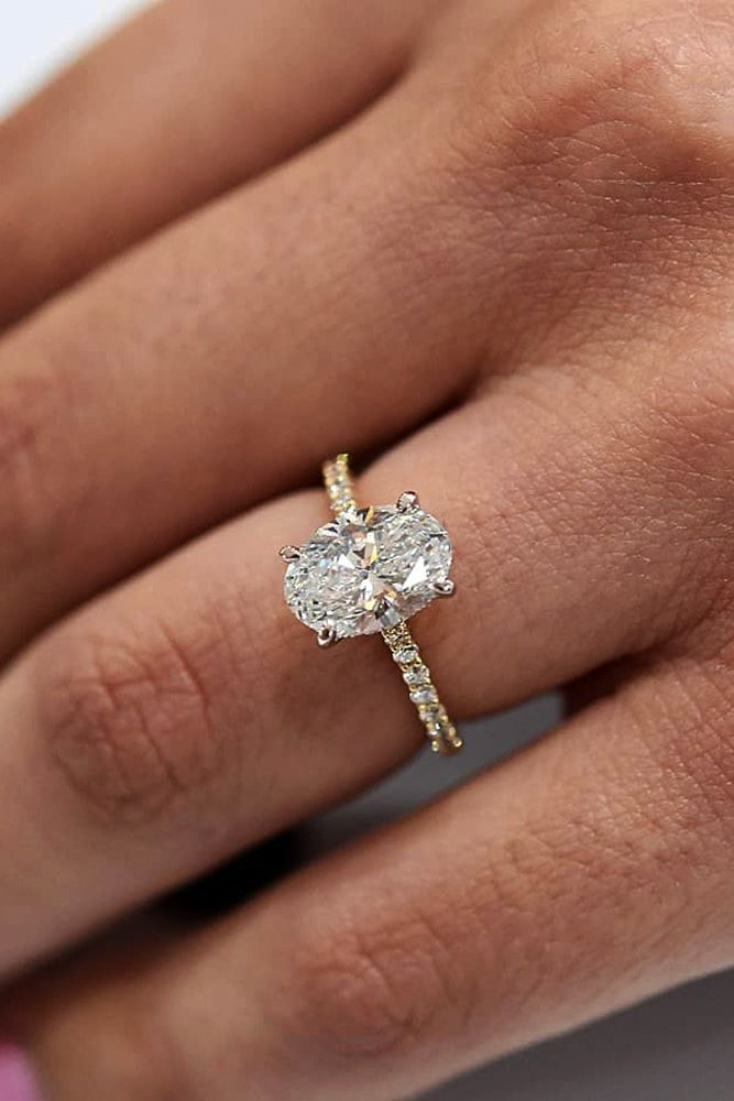 30 Timeless Classic Engagement Rings For Beautiful Women