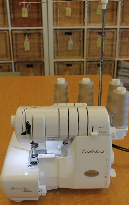 Do you know the difference between a serger and a sewing machine? They are very different in purpose and functionality, but when paired together, they make an excellent team! Tori Thompson from Tacony Corporation gives us the details!