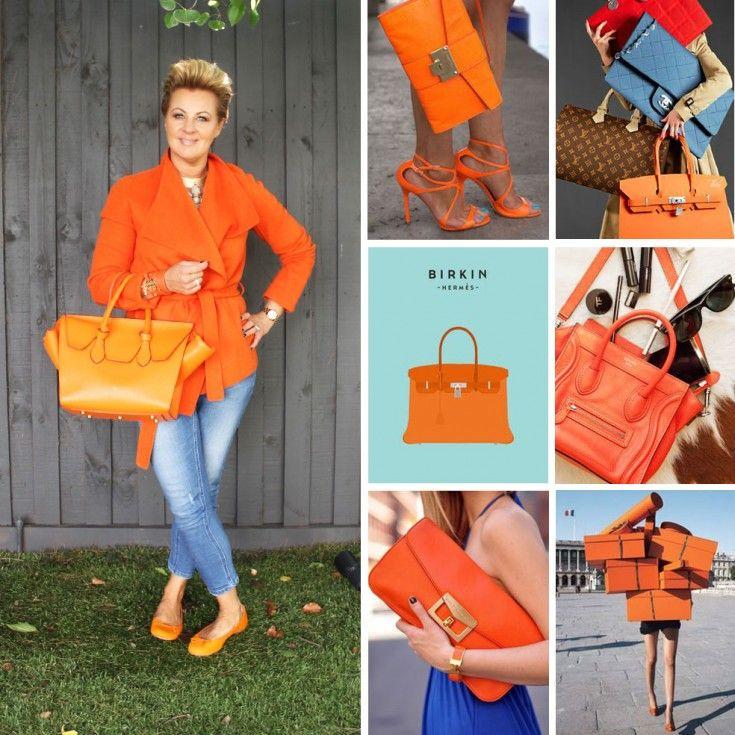Orange, design