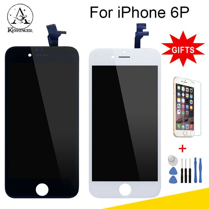 Grade AAA  For iPhone 6 Plus LCD Display Touch Screen for Iphone  Digitizer Replacement Assembly Parts  5.5 inch Tool+Free Ship #Affiliate