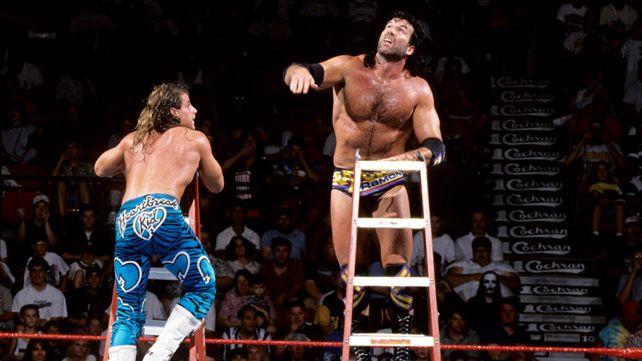 Shawn Michaels vs Razor Ramon - SummerSlam 1995
