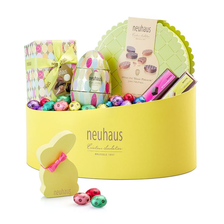 Best 25 hamper delivery ideas on pinterest christmas car small buy neuhaus cheerful yellow oval easter hamper for delivery in belgium giftsforeurope is the leading gift provider in europe since negle Image collections