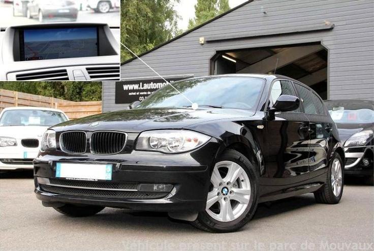 BMW SERIE 1 (E87) (2) 118 D 143 EDITION LUXE 5P BVA