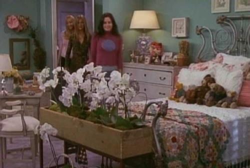 Monica's appartement