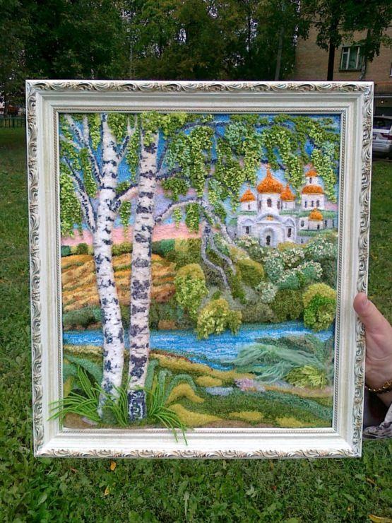 (1) Gallery.ru / Русь святая - Объемный гобелен 2011 год - Borisivna