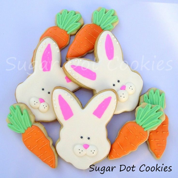 how to make royal icing carrots