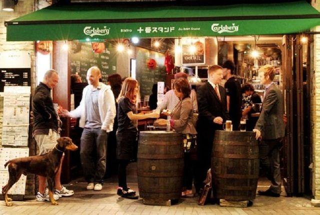 恵比寿に飽きたらこの街へ麻布十番でおすすめのちょい飲みのお店