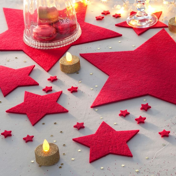 1000 id es sur le th me d corations de table de no l sur for Decoration pour table de noel