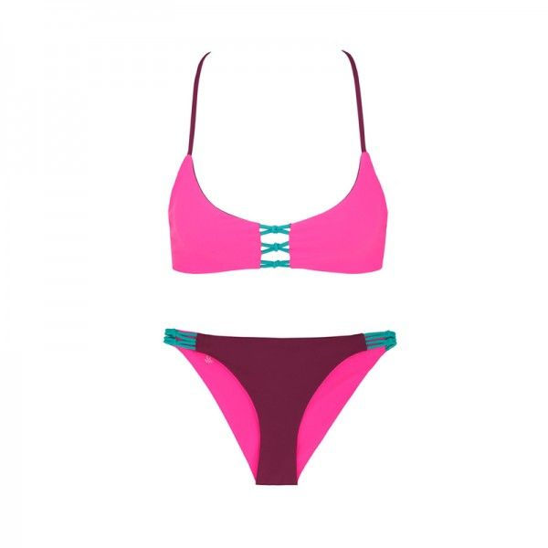 The Ultimate Swimwear Guide via The Zoe Report // Shop the style HERE: http://bastasurf.com/products/bondi-bikini-top-1