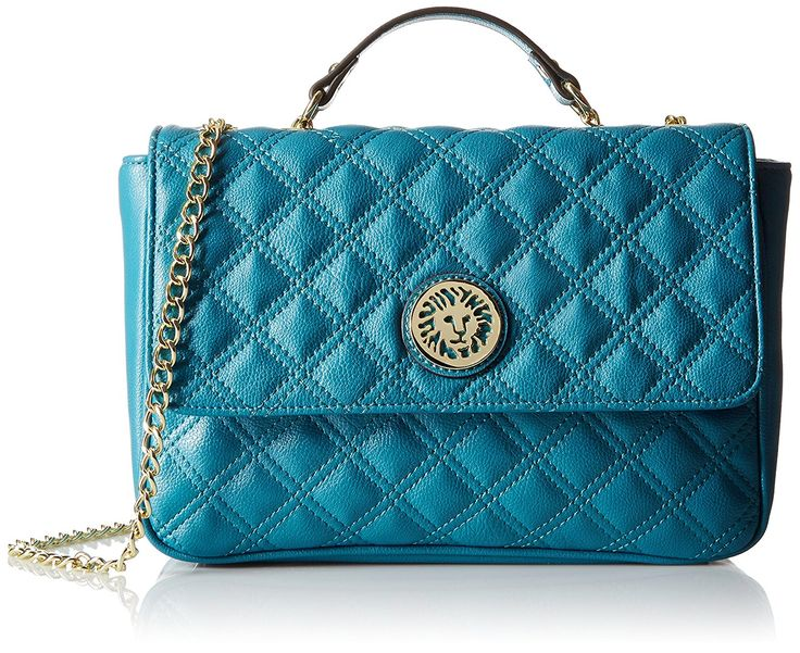 Anne Klein Dressed To Quilt Medium Shoulder Bag ** Check out the image by visiting the link.