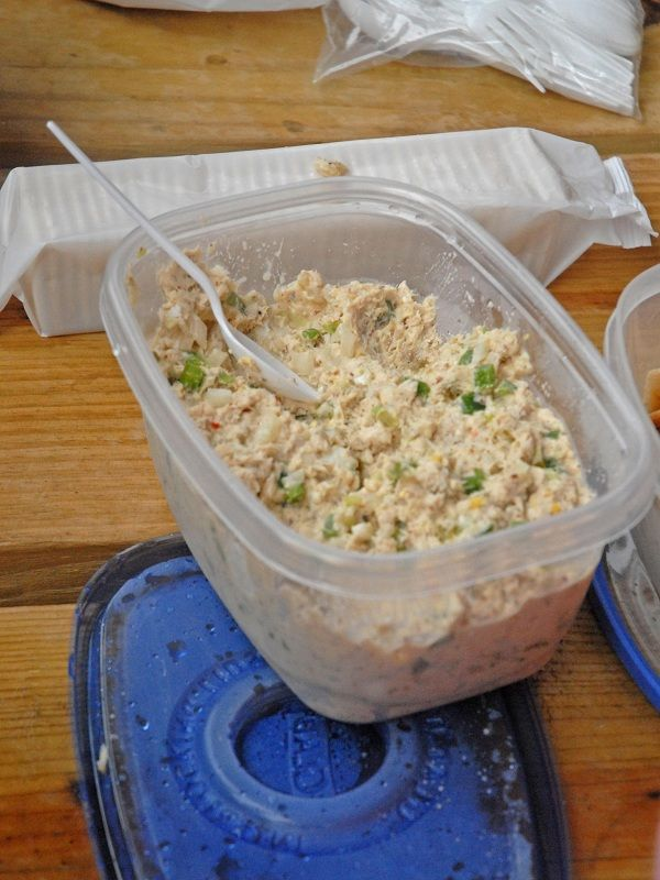 On one of our visits to the Gulf State Park Pier in Gulf Shores, Alabama, Ted Suttle brought out some smoked king mackerel dip that had anglers on the...