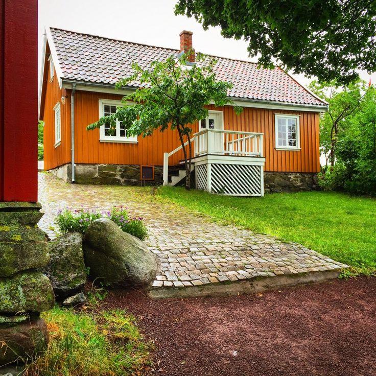 edvard munch's house in åsgårdstrand