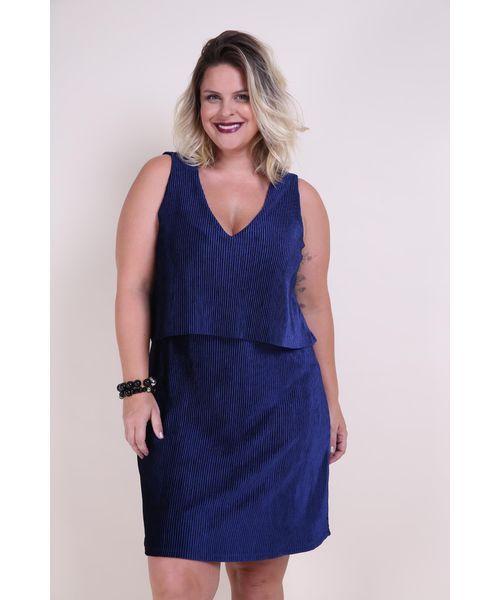 31fc137a6 Vestido de veludo canelado plus size| Kauê Plus Size - Kaue Plus Size