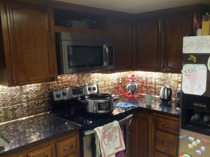 High Power LED Under Cabinet Lighting DIY - Great Looking and BRIGHT @ Only 23w! & Best 25+ Led kitchen lighting ideas on Pinterest | Modern kitchen ... azcodes.com