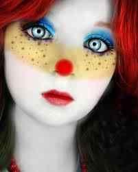 ms de ideas increbles sobre maquillaje de circo en pinterest maquillaje de arlequn pelo circo y maquillaje de payaso