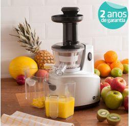 Receitinhas e Viagens: Faça sucos em casa com a centrifuga Fun Kitchen