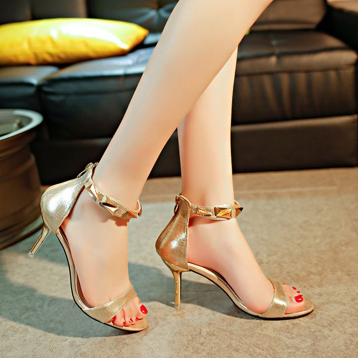Latest high heels sandals images 2017 and stylish high heel sandals 2017  are the best part of your dressing which indicates your personality.