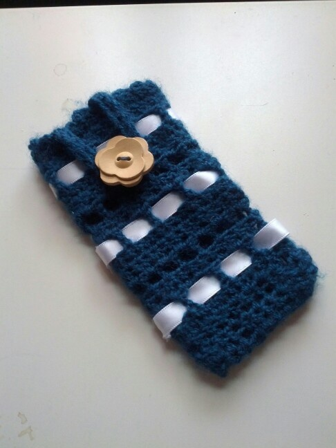 Mejores 1557 imágenes de Fundas Crochet en Pinterest | Bolsa de ...