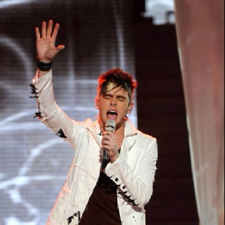 Colton Dixon a great witness for the Lord!