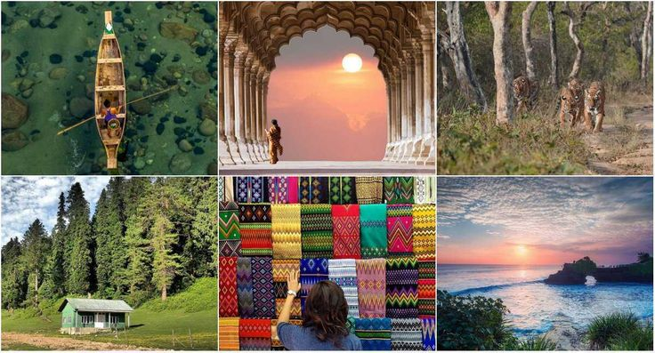 India in 36 stunning Instagram images