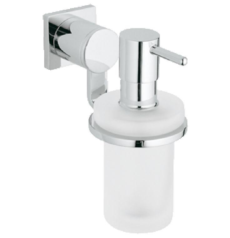 Grohe Allure Soap Dispenser In Chrome