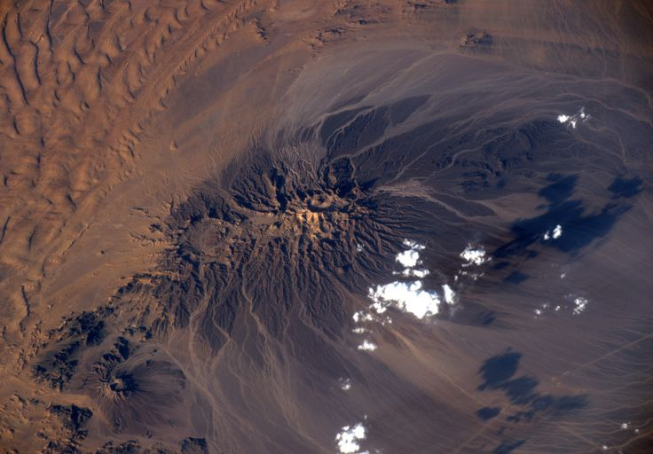 Ancient volcanoes | by Tim Peake