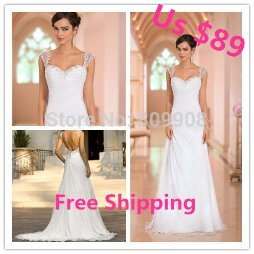 Superb  best wedding dresses images on Pinterest Wedding dressses Marriage and Cheap dress