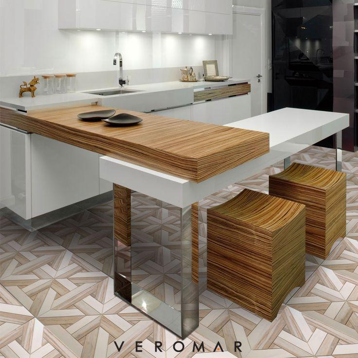 - The art of natural stone in your kitchen  - Mutfağınızdaki doğal taş sanatı  #VeromarMarble #VeromarMermer #marble #tile #mosaic #limestone #travertine #naturalstone #mermer #mozaik #traverten #travertino #marmo #mosaico #interiordesign #interiordecor #homedesign #homedecor #kitchendesign #italianmarble #italiandesign #luxurymarble #luxurydesign #мрамор #мозаика #плитка #травертин