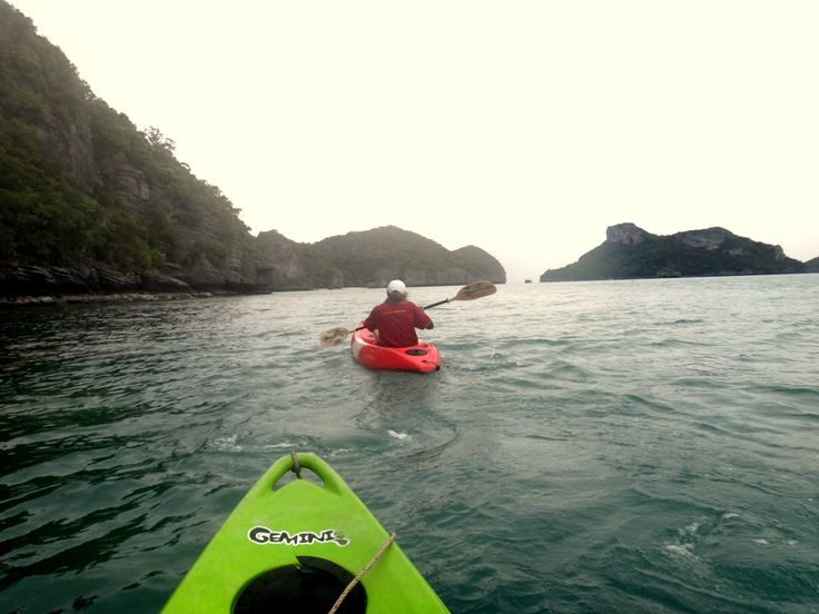 Kayak, Kayaking, Things to do, What to do, Koh Samui, Koh Tao, Koh Phangan, Islands, Thailand