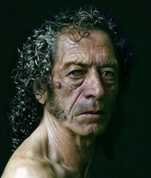 Pierre Gonnord Portraits
