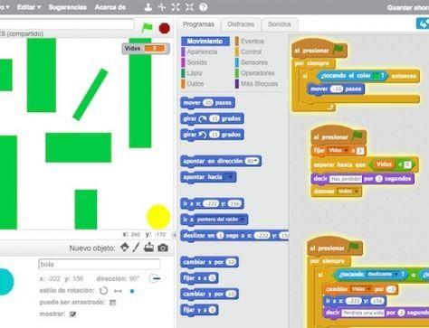 Como mejorar: Programando un laberinto con Scratch, ¡para principiantes!