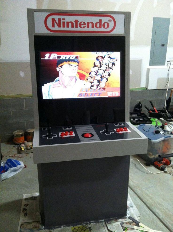 borne arcade ubuntu