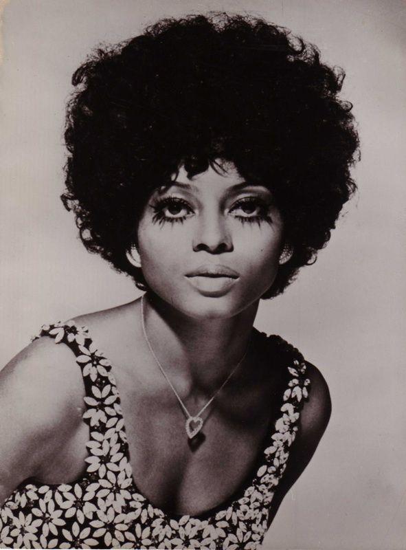1970's women's hair