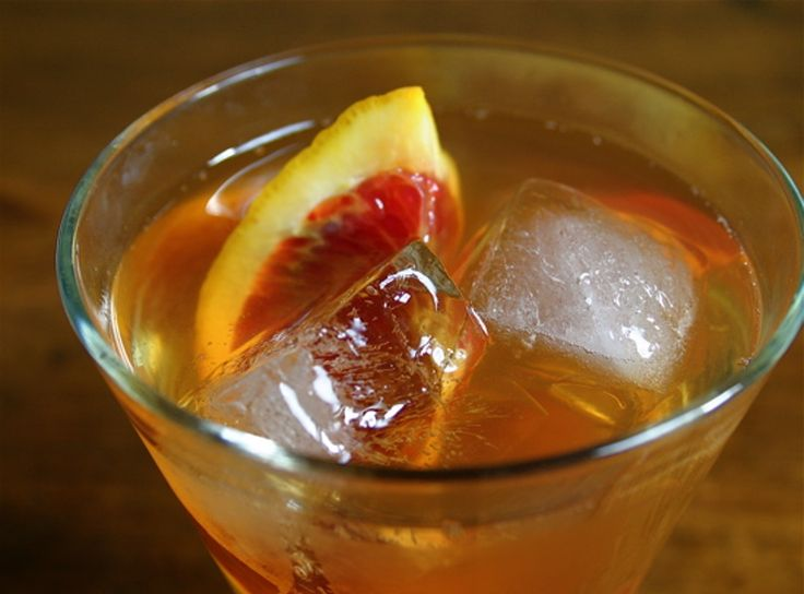 Whiskey Old-Fashioneds (With Really Good Fruit) — Straight Up Cocktails and Spirits