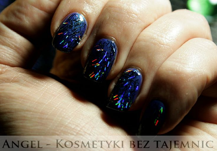ORLY, Sunglasses At Night z kolekcji Flash Glam FX - Uwaga na oczy !