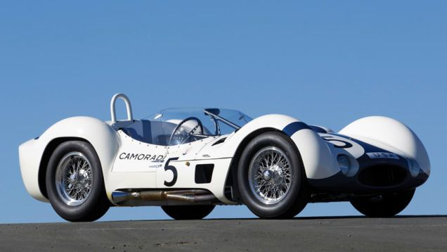 The Maserati Birdcage Was A Superleggera Masterpiece