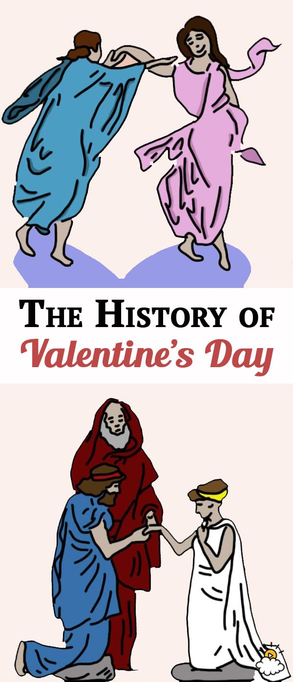 Fascinating history of Valentine's Day and its romantic traditions